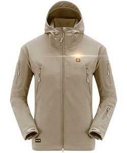 DEWBU-Softshell-Heated-Jacket