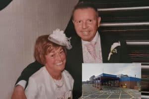 Tributes flood in to hospital security guard with 'infectious smile' after death from cancer