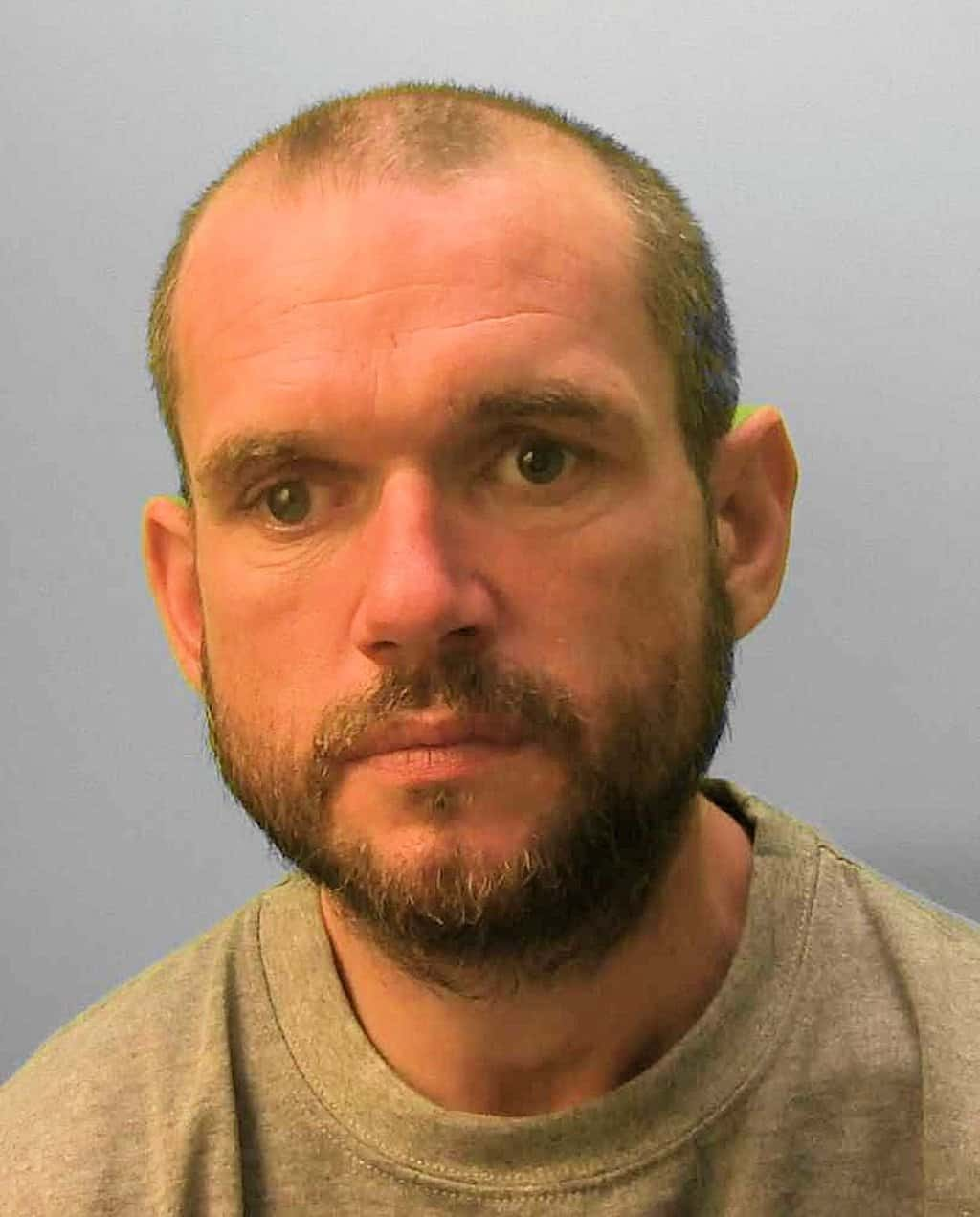 Man jailed for kicking security guard in the head