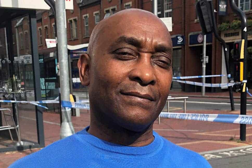 Sainsbury's Security guard tells how Reading terror attack suspect was rugby-tackled by police