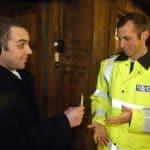 The Relationship between Door Supervisors and the Police Survey Results