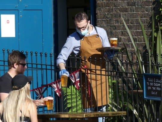 Pubs could reopen by June 22, in bid to save Millions of Jobs