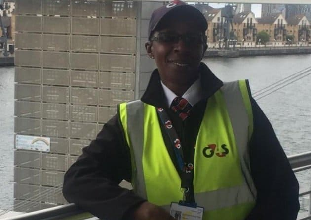 'I did what I had to do': Nightingale Hospital security guard saves woman's life