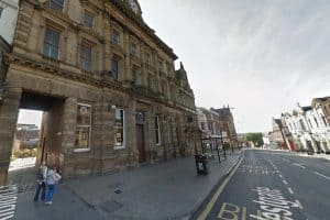 Man ordered to pay doorman thousands of pounds after he broke his nose and fractured his eye socket