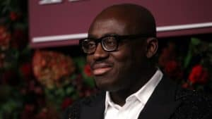 British Vogue editor Edward Enninful racially profiled by security guard