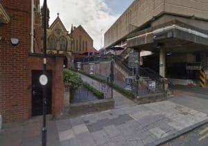 Drunk teen left Chester Church bar doorman with forehead split to bone
