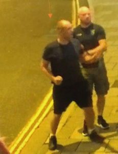 CCTV appeal after doorman punched by man outside Bridgwater Pub
