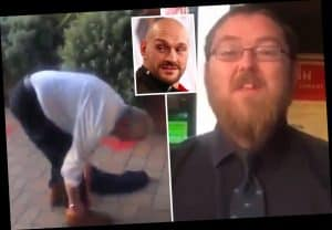 Tyson Fury calls out 'racist' pub after sharing clip of doorman saying all Travellers are banned
