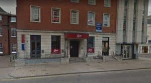 Woman shouted racial abuse and spat in the face of a doorman after being asked to leave