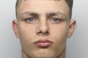 Teen who pulled a Knife on a Security Guard and threatened to 'shank' him has been Sentenced to 12 Months
