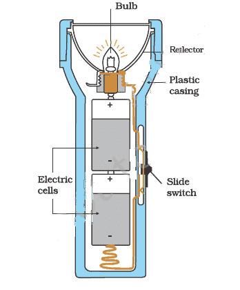 insides of a bulb