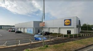 Read more about the article Lidl security guard assaulted in Waterlooville