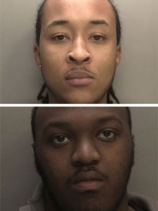 Read more about the article Pair jailed over violent spree of attempted robberies on security vans across the Midlands