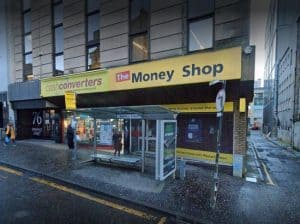 Read more about the article Man high on drugs spat on security guard at Glasgow shopping mall, given 163 days in prison