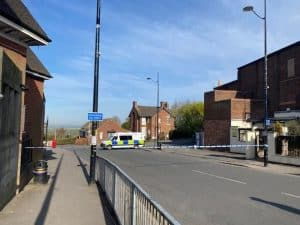 Read more about the article Doorman stabbed in stomach outside Sedgley pub