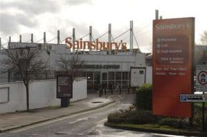 Read more about the article Canterbury mum praises security guard at Kingsmead Sainsbury's after she lost £50 in store