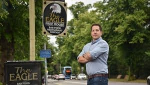 Read more about the article Publican employs security after football team's bid to break rules