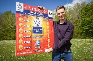 Read more about the article Dudley security guard wins £250,000 on National Lottery scratchcard
