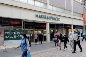 Read more about the article Shoplifter caught with gammon joints stuffed in top by M&S security guard