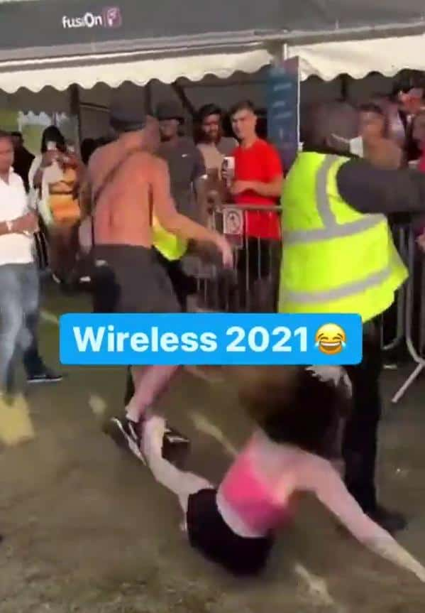 Read more about the article Metropolitan Police statement after Wireless Festival security guard scuffle