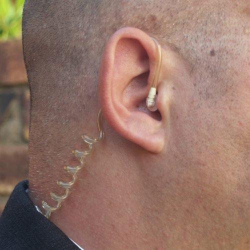 earpiece and ear